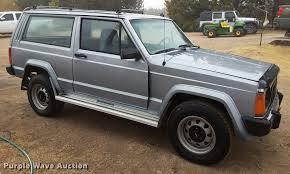 1985 jeep cherokee suv item da6008 sold april 26 vehicl
