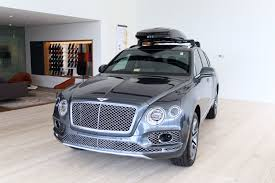2018 Bentley Bentayga W12 Activity Stock 8nc017796 For Sale Near