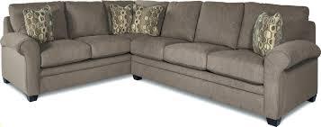 La Z Boy Dawson Casual by Sectional U2013 Ferguson Furniture