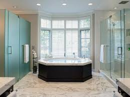 bathroom with jetted tub in bay window ideas for my dream house of the best bay window bathroom ideas bay window bathroom ideas photos hgtv