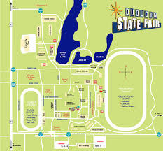 state fair map general info