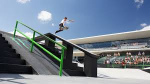 skateboarder brighton zeuner 11 set to become youngest