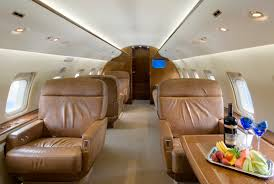 Private Jet Interiors Oregon U0027s Global Aviation Offers Top Corporate Jet Service