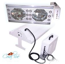 coralvue lumen fixture with leds and t5ho aquanerd