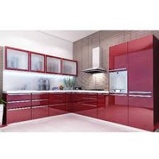 kitchen furniture kitchen cabinets in ahmedabad gujarat india indiamart