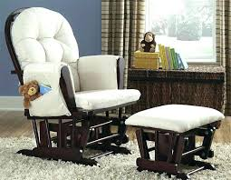 Walmart Chair And Ottoman Rocking Chair With Ottoman Walmart Glider Or Rocker And Ottoman