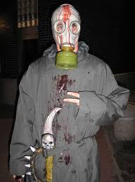 Zombie Hunter Halloween Costume 2011 Zombie Walk