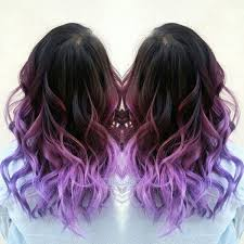 hombre style hair color for 46 year old women best 25 ombre purple hair ideas on pinterest purple ombre