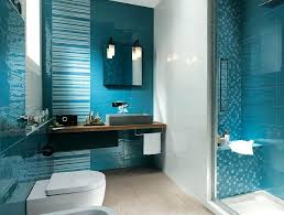 Black And Blue Bathroom Ideas Blue And Brown Bathroom Designs Bathroom Brown And Blue Bathroom
