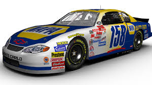 158 napa chevrolet from nascar 2001 for cup2000 sim racing
