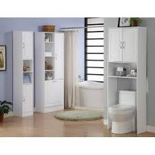 Bathroom Storage Cabinets White Best 25 Over The Toilet Cabinet Ideas On Pinterest Over Toilet