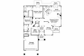 Prairie House Plans Prairie Style House Plans Meadowbrook 30 659 Associated Designs