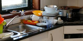 can you use to clean countertops steps for decluttering your kitchen counters budget dumpster