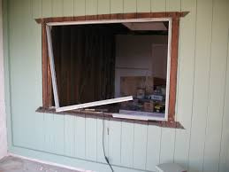 How To Frame A Wall by How To Frame Window Opening In Existing Windowless Wall U2013 Part One