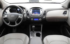 hyundai tucson 2008 interior test drive 2014 hyundai tucson limited the daily drive