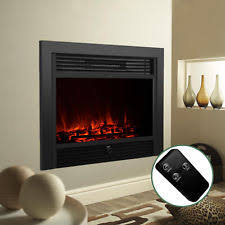 Electric Insert Fireplace Electric Fireplace Heater Insert Ebay