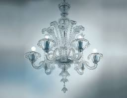 Bohemian Glass Chandelier Lighting Elegant Glass Chandelier For Decorating Your Home