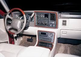 1999 cadillac escalade interior 2002 cadillac escalade billy boat sport truck magazine