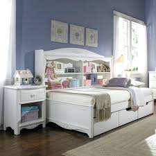 bookcase daybed with storage phoenix cappuccino wood kids bookcase