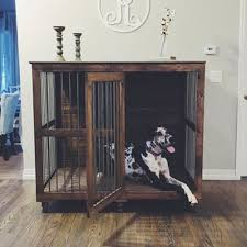 Best 25 Crate Bed Ideas by Best 25 Wooden Dog Crate Ideas On Pinterest Dog Crate Furniture
