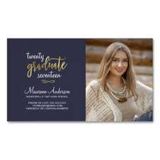 graduation name cards graduation name card business cards templates zazzle