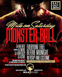 halloween party in atlantic city monster ball halloween costume party with power 105 1