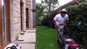 lawn mowing northern beaches sydney pittwater mowing how to mow