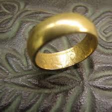 old wedding rings images Kraljevina signed vintage men 39 s wedding ring band jpg