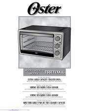 Oster Toaster Oven Manual Oster Tssttvxxll Manuals