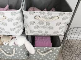 laura u0027s plans kate u0027s pink and gray nursery reveal