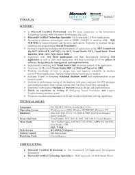 Asp Net Sample Resume by Professional Resume Writers Dallas Free Resume Example And