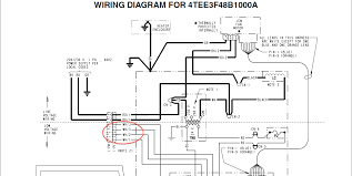 trane wiring diagram wiring diagram