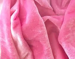 Pink Velvet Curtains Pink Velvet Curtains Etsy