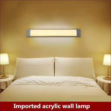 bedroom awesome wall light with reading light metal wall lamp