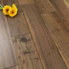 127mm matt lacquered engineered walnut wood flooring 2 23m