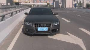 audi a5 modified modified s5 sportback matte black take two youtube