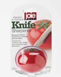 Pink Kitchen Knives Joie Tomato Knife Sharpener