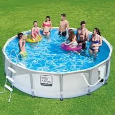 Water Tech Pool Blaster Cyclone Centennial with Pole Swimming Pool