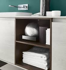 Bathroom Vanity With Shelf by Perfetto Plus Bathroom Vanities And Cabinets That Usher In