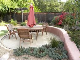 Patio Concrete Designs Decomposed Granite Patios The Human Footprint