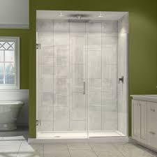 Frameless Bathroom Doors Framed Vs Semi Frameless Vs Frameless Shower Doors U2013 Shower Door