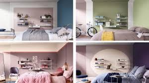 Colourful Bedroom Ideas Ideas Dulux