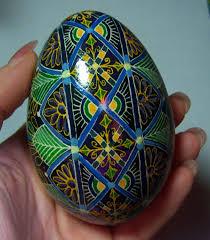 decorated goose eggs egg pysanka ukrainian easter egg batik decorated goose egg birds