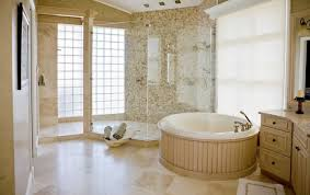 Durango Cream Travertine Tile Bathroom Traditional Bathroom - Travertine in bathroom