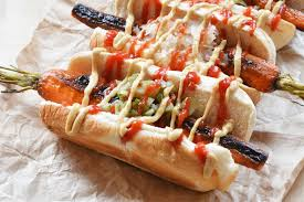 vegan carrot dogs the colorful kitchen