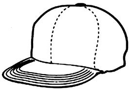 baseball cap colouring page baseball cap colouring page u2013 happy