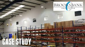 mezzanine floor u0026 office fit out brooksbank valves youtube