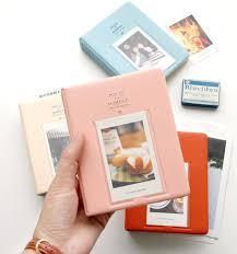 Small Photo Albums Aliexpress Com Buy 64 Pockets Polaroid Camera Pieces Of Moment
