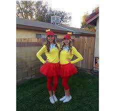 Tweedle Dee And Tweedle Dum Costumes Cute Halloween Costume Ideas Tweedle Dee And Tweedle Dum