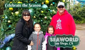celebrate the season at seaworld u0027s christmas celebration